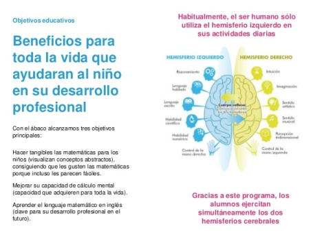 beneficios cerebro